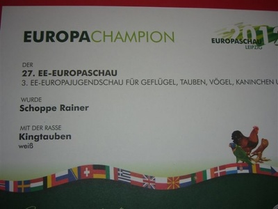 Europaschau in Leipzig 2012